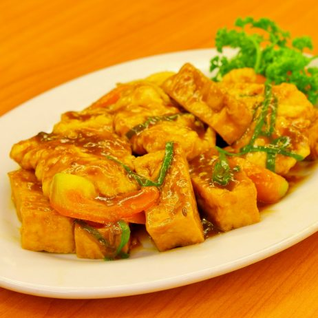 Bean Curd with Fish