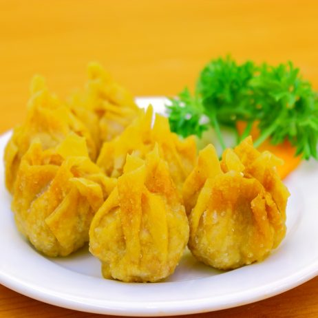 Fried or Steamed Wantons (6 pcs.)
