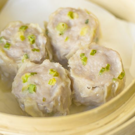 Pork with Green Onion Dumpling (4 pcs.)