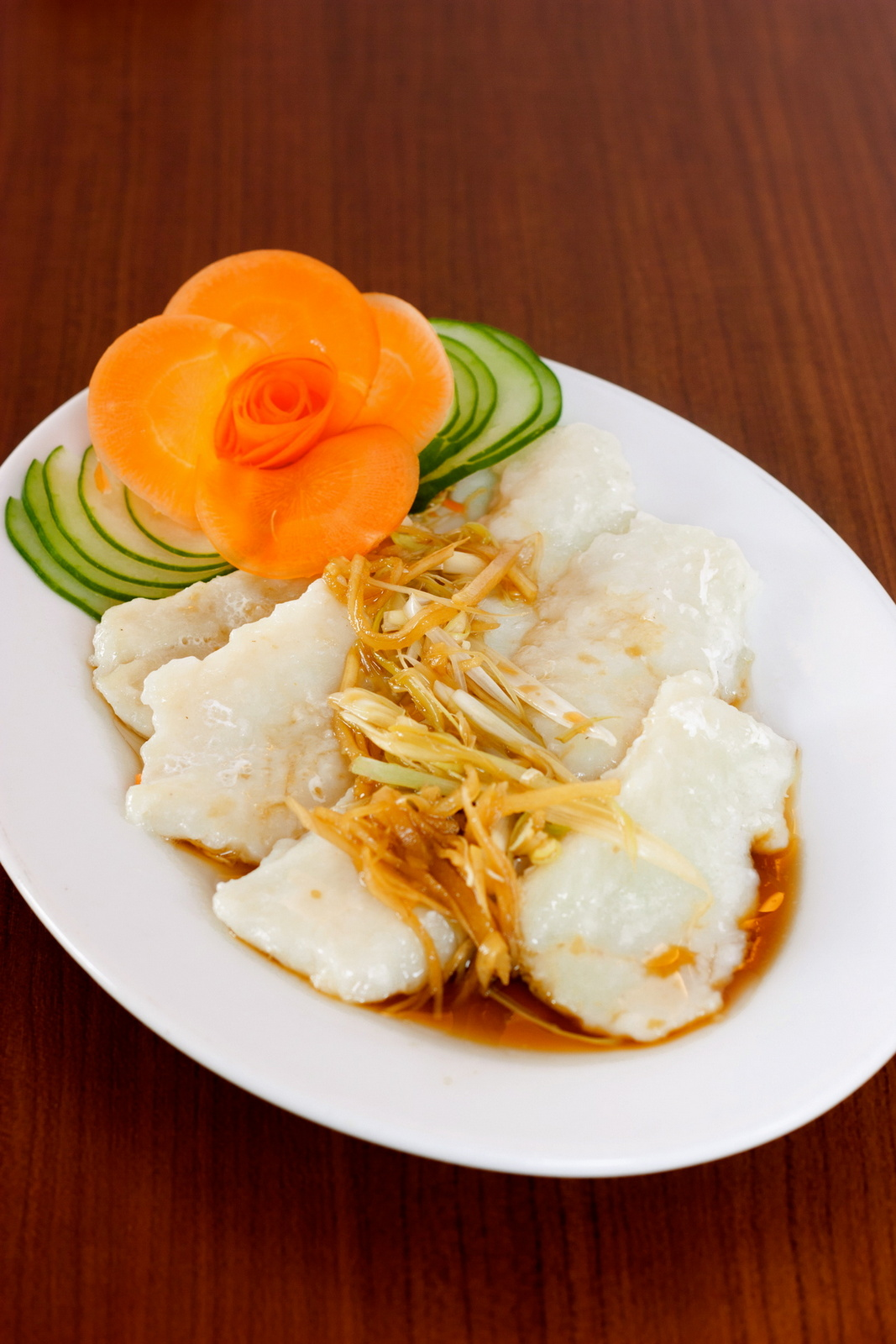 Fish comida china de manila for Soy sauce fish