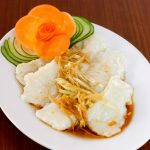 Sliced Fish with Special Soy Sauce