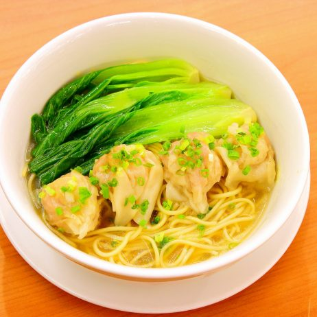 Noodles in Soup with Wanton